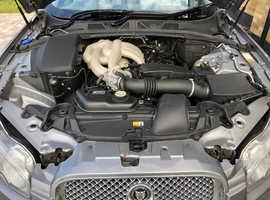 Jaguar Xf, 2008 (08) Grey Saloon, Automatic Petrol, 49,290 miles