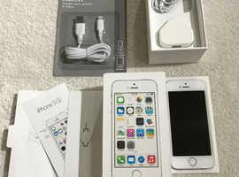 Apple iPhone 5s 16GB Unlocked & SIM free