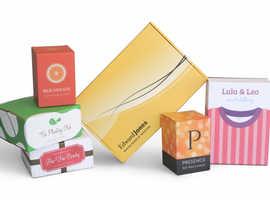 Custom Printed Product Packaging Wholesale