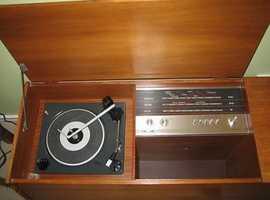 HMV Radiogram Model 2342