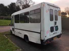 Ford Transit Minibus Motorhome Project