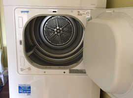 Beko Drvs 62w X 6kg Sensor Dry Tumble Dryer White - Used