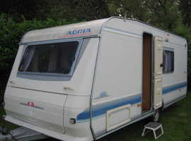 Armoured Vehicles Latin America ⁓ These Adria Caravans For Sale
