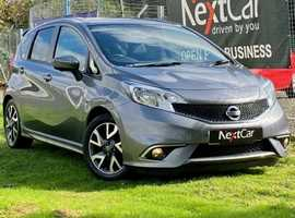 2014 Nissan Note 1.5 dCi Tekna WOW! What a Nice Nissan Note Has Just Arrived In!
