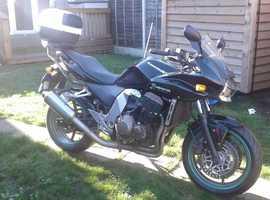 Kawasaki Z750S 2006 Black FSH
