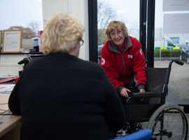 British Red Cross Customer Service Volunteer Enniskillen