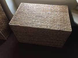 Rattan Blanket Box from John Lewis