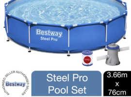 Paddling pool 12 ft