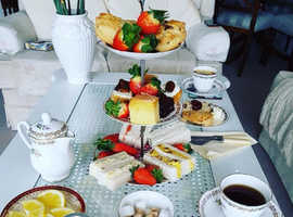 Staff required for Afternoon Tea delivery company