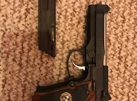 Tokyo Marui Bio Hazard Samurai Edge Standard GBB Pistol
