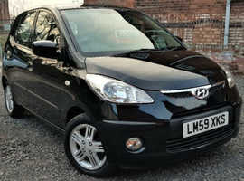Hyundai I10 1.2 COMFORT 5door 2009 *1 Year Warranty* Low Mileages,50k