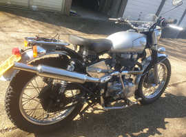 Royal Enfield 500cc Trials