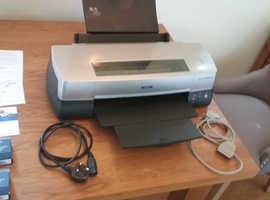 Epson Stylus Photo 2000P colour ink-jet printer