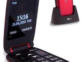 TTfone Meteor TT500 | Best Mobile Phone for Seniors