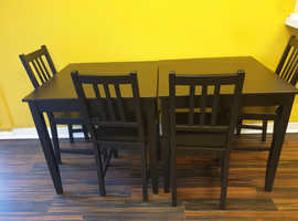 Table and Chairs Set. IKEA