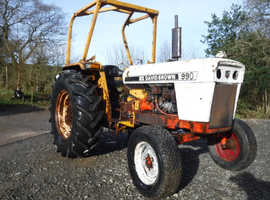 DAVID BROWN 990 55hp ALL WORKS P/STEERING TRACTOR UK DELIVERY SEE VIDEO NO VAT