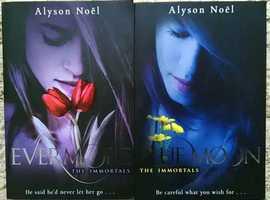 Alyson Noel The Immortals Urban Fantasy Teen Books