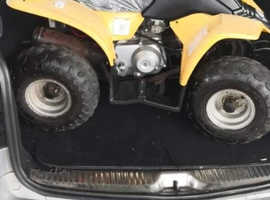 50cc kazuma 4stroke child quad semi auto