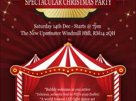 THE GREATEST SHOWMAN CHRISTMAS PARTY