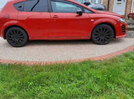 Seat Leon, 2005 (55) Red Hatchback, Manual Petrol, 144000 miles