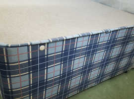 Single bed and mattress from smpke free and pet free home,