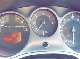 Seat Leon, 2005 (55) grey hatchback, Manual Diesel, 122,000 miles