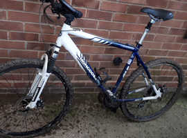 Mongoose Pro Mozo R120a Mountain Bike - needs mainenance as unused