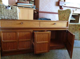 Sideboard with a difference