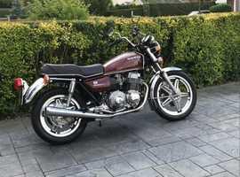 Honda CB750A Hondamatic 1978.