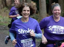The Stroke Association's Resolution Run Worthing 08.03.2020