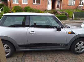 Mini MINI, 2008 (08) Silver Hatchback, Manual Petrol, 90,450 miles