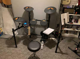 NUX DM-2 drum kit, excellent condition