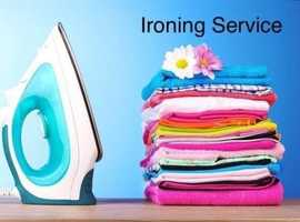 Ironing Service Caerphilly , Whitchurch & Cardiff Area