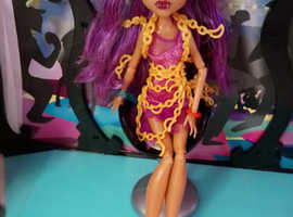 Monster High Doll #61A Clawdeen Wolf Haunted