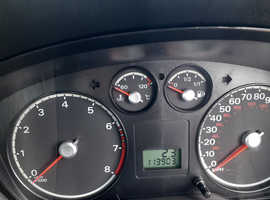 Ford Focus, 2006 (55) Grey Hatchback, Manual Petrol, 113,000 miles