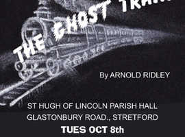 "HATS Theatre Group present ""Ghost Train"" a thriller by Arnold Ridley"