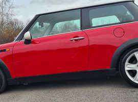 Mini MINI, 2006 (06) Red Hatchback, Cvt Petrol, 89,000 miles