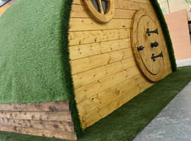 Hobbit Homes To Bring The Imagination To Life