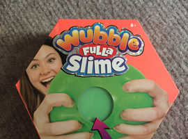 Wubble slime