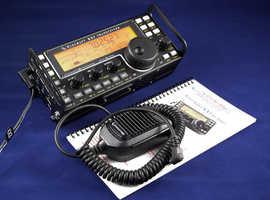 Elecraft KX3 QRP Ham Radio Transceiver