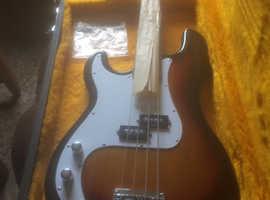 Hudson P Base LEFT HANDED Electric Guitar