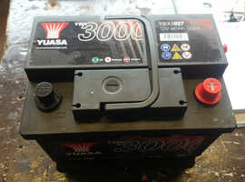 car battery box new cost £125 only £55