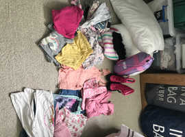 Good condition girls clothes - age 4-6