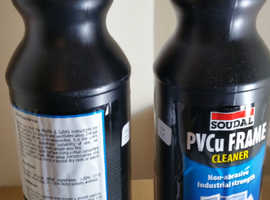 For Sale     Soudal Solvent PVCu Frame Cleaner £3.00 each