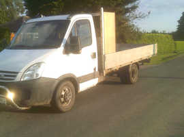 IVECO 2.3 PICK UP NOT TIPPER  RECOVERY EXPORT RUNS DRIVES MOT CHEAP