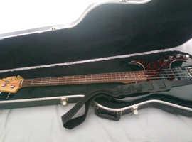 Fender precision bass deluxe
