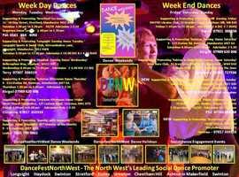 DanceFestNorthWest Dances across the NorthWest