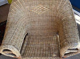 Lovely wicker chairs