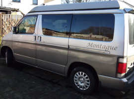 Mazda bongo ,badge as ford Montague