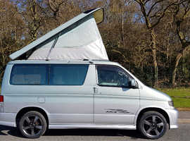 Mazda Bongo Campervan top 4/5 berth 6 seat kitchen elec roof top spec stunning rot free recent import